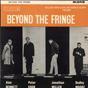 Click here for more info about 'Peter Cook & Dudley Moore - Beyond The Fringe - black & yellow'