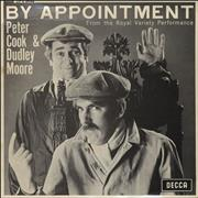 Click here for more info about 'Peter Cook & Dudley Moore - By Appointment EP'