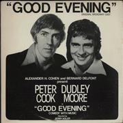 Click here for more info about 'Peter Cook & Dudley Moore - Good Evening'