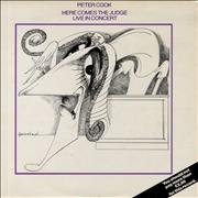 Click here for more info about 'Peter Cook - Here Comes The Judge'