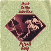Click here for more info about 'Peter D. Kelly - Rock To The Juke Box - P/S'