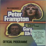 Click here for more info about 'Peter Frampton - In Concert + Ticket Stub'