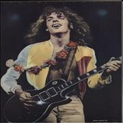 Click here for more info about 'Peter Frampton - Postergramme + Japanese Ticket Stub & Flyer'