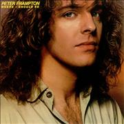 Click here for more info about 'Peter Frampton - Where Should I Be'