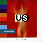Click here for more info about 'Peter Gabriel - All About Us'