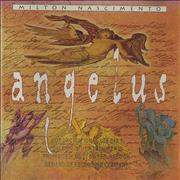 Click here for more info about 'Peter Gabriel - Angelus - gold promo stamped'