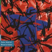 Peter Gabriel Blood Of Eden - Limited Digipak UK CD single