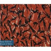 Peter Gabriel Blood Of Eden UK CD single