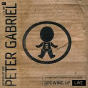Click here for more info about 'Peter Gabriel - Growing Up - LIVE'