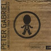 Click here for more info about 'Peter Gabriel - Growing Up Live - 5-Track Sampler'