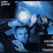 Click here for more info about 'Peter Gabriel - I Have The Touch'