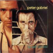 Click here for more info about 'Peter Gabriel - No Self Control - Picture sleeve'
