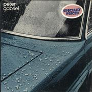 Click here for more info about 'Peter Gabriel - Peter Gabriel - stickered shrink'