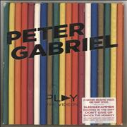 Click here for more info about 'Peter Gabriel - Play - The Videos'
