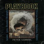 Click here for more info about 'Peter Gabriel - Playbook'