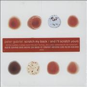 Click here for more info about 'Peter Gabriel - Scratch My Back/And I'll Scratch Yours'