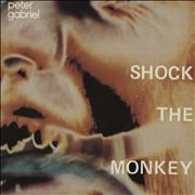 Click here for more info about 'Peter Gabriel - Shock The Monkey'