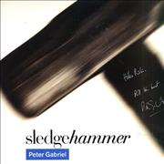 Click here for more info about 'Peter Gabriel - Sledgehammer - Autographed!'