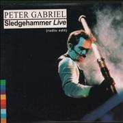 Click here for more info about 'Peter Gabriel - Sledgehammer Live'