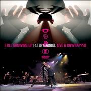 Click here for more info about 'Peter Gabriel - Still Growing Up: Live And Unwrapped'