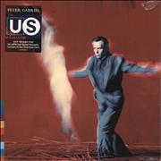 Click here for more info about 'Peter Gabriel - Us - 180gm - Sealed'