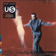 Click here for more info about 'Peter Gabriel - Us - 180gm'