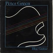 Click here for more info about 'Peter Green - Blue Guitar'