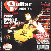 Click here for more info about 'Peter Green - Guitar Techniques'