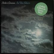 Click here for more info about 'Peter Green - In The Skies - Green Vinyl + Inner'