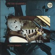 Click here for more info about 'Peter Hammill - Sitting Targets - Stickered Sleeve'
