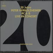 Click here for more info about 'Peter Herbolzheimer - 20 Jahre Peter Herbolzheimer RC & B - Live In Concert'