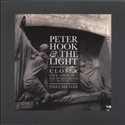 Click here for more info about 'Peter Hook - Closer Live Tour 2011 Live In Manchester Volume One & Two'