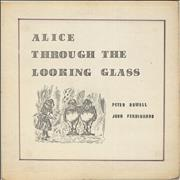 Click here for more info about 'Peter Howell & John Ferdinando - Alice Through The Looking Glass - 1st'