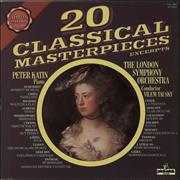 Click here for more info about 'Peter Katin - 20 Classical Masterpieces'