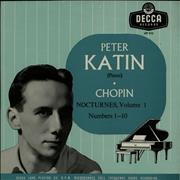 Click here for more info about 'Peter Katin - Chopin Nocturnes'