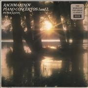 Click here for more info about 'Peter Katin - Rachmaninov Piano Concertos 1 & 2'