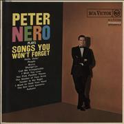 Click here for more info about 'Peter Nero Plays Songs You Won't Forget'