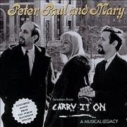 Click here for more info about 'Peter Paul & Mary - Selections From Carry It On'
