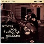 Click here for more info about 'Peter Sellers - Songs For Swingin' Sellers (No. 3) - 1st'