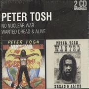 Click here for more info about 'Peter Tosh - 2 CD Originals - Sealed'