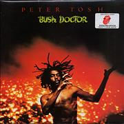 Click here for more info about 'Peter Tosh - Bush Doctor - scratch & sniff sleeve'