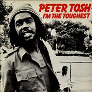Click here for more info about 'Peter Tosh - I'm The Toughest - P/S'