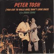 Click here for more info about 'Peter Tosh - (You Got To Walk And) Don't Look Back - P/S'