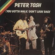 Click here for more info about 'Peter Tosh - (You Gotta Walk) Don't Look Back - P/S'