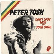 Click here for more info about 'Peter Tosh - (You've Got To Walk And) Don't Look Back'