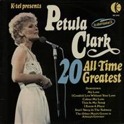 Click here for more info about 'Petula Clark - 20 All Time Greatest'