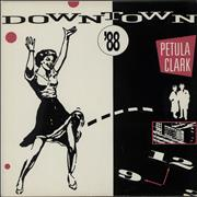 Click here for more info about 'Petula Clark - Downtown '88'
