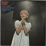 Click here for more info about 'Petula Clark - I Couldn't Live Without Your Love - EP'