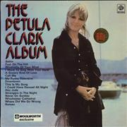 Click here for more info about 'Petula Clark - The Petula Clark Album'