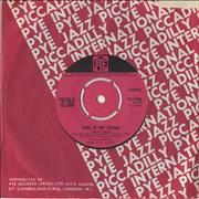 Click here for more info about 'Petula Clark - This Is My Song - 4 Prong'